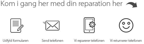 iphone reparation herning