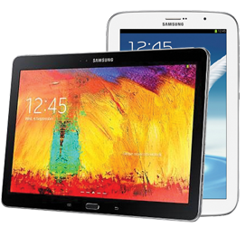 Galaxy Note Tablet