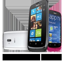 Nokia Lumia 600-Serie