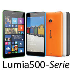 Microsoft Lumia 500-Serie