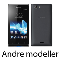 SONY Xperia Reparation