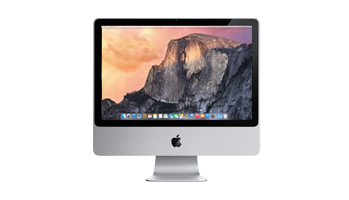 iMac 24-inch Reparation Herning
