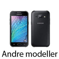 Samsung Galaxy Andre Modeller
