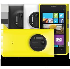 Nokia Lumia 1000-Serie