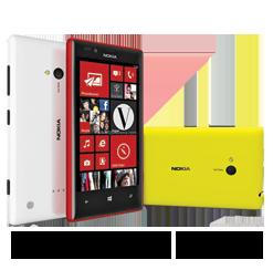Nokia Lumia 700-Serie