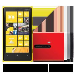 Nokia Lumia 900-Serie