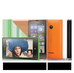 Microsoft Lumia 400-Serie